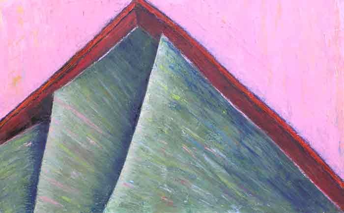 rosa-hintergrund-gruene-tre